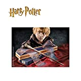 La nobile collezione harry Potter Ron Weasley Wand in Ollivanders Box