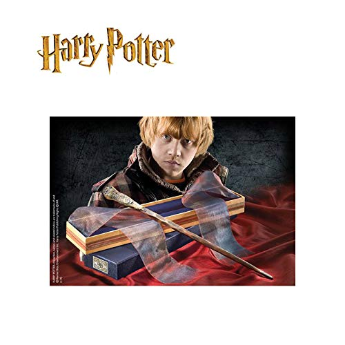 La nobile collezione harry Potter Ron Weasley Wand Ollivanders Box