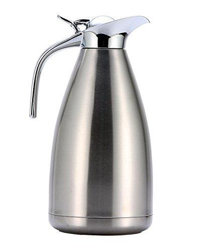 Edelstahl Thermo Vakuum isoliert Getränke Karaffe 2 liter -
