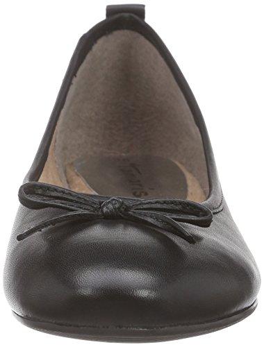 Tamaris - 22105, Ballerine Donna Nero (Nero (Black 001))