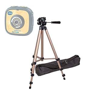 Trépied extensible en aluminium DURAGADGET pour caméra enfant VTech Kidizoom Action Cam
