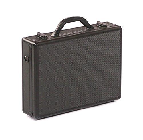 Generic. Ight ca Flight case m Executiv di breve e Bri valigetta portaoggetti se Briefca nero alluminio Executive bag box bag
