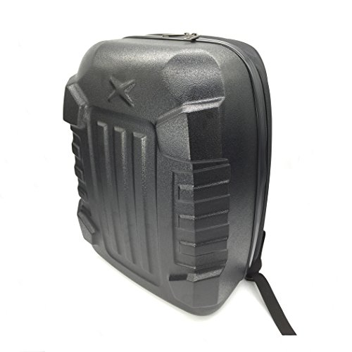 Preisvergleich Produktbild Anbee® Harte Schale Transportkoffer Backpack Rucksack Case für Parrot Bebop 2 Drone & Sky Controller