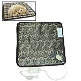 SRY- Haustierzubehör Sichere Haustier Katzen Kaninchen elektrische Wärme Matratze Bett Heizung Warm Pad Nett und praktisch