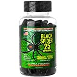 BLACK SPIDER (FAT BURNER)