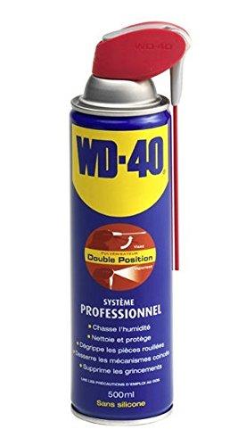 WD 40 aérosol 500 ml système PRO