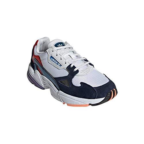 adidas Originals Femmes Sneaker Falcon Blanc
