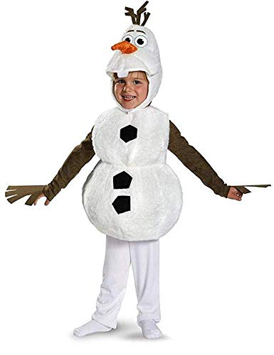 Olaf Child Toddler Costume 4-6 ()