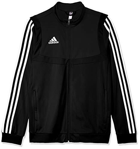 adidas Kinder TIRO19 PES JKTY Sport Jacket, Black/White, 13-14Y