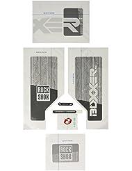 Rock Shox Boxxer RC 2011 - Suspensión para bicicletas, color negro, talla