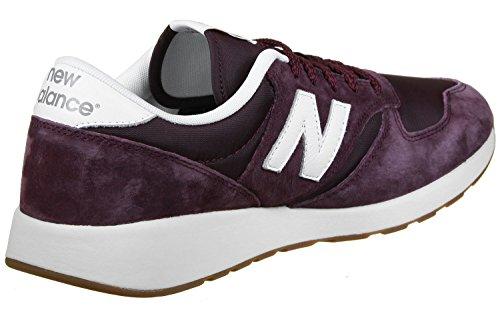 New Balance 420 Herren Sneaker Blau Weinrot