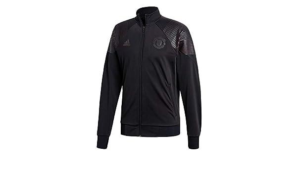 adidas Men's Manchester United Fc Icon Track Top: Amazon.co