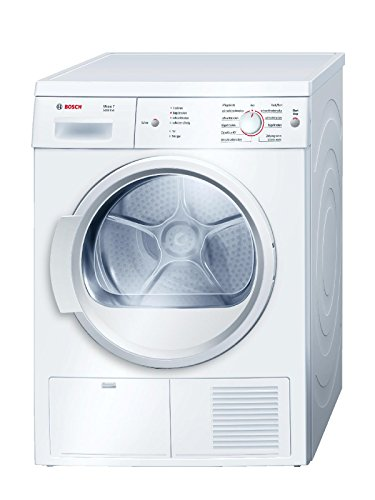 Bosch WTE86103 Kondenstrockner Maxx 7 Sensitive / B / 7 kg / Weiß / Sensitive Drying / Duo -Tronic - Serie 4
