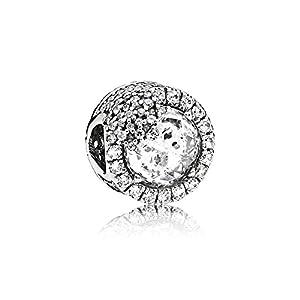 Pandora Charm Glanzvolle Schneeflocke 796358CZ