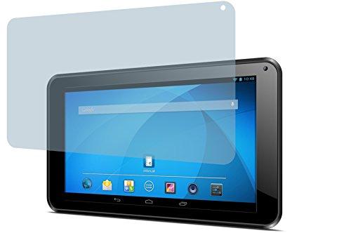 4ProTec Odys Intellitab 7 (4 Stück) Premium Bildschirmschutzfolie Displayschutzfolie ANTIREFLEX Schutzhülle Bildschirmschutz Bildschirmfolie Folie