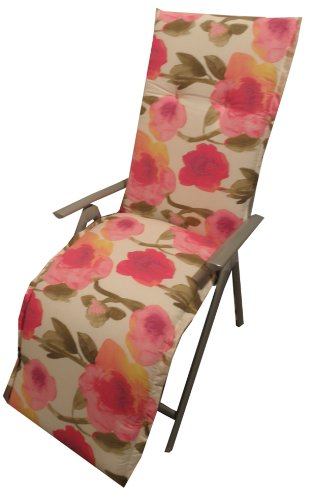 beo BE111 Ascot RE Saumauflage für Relaxstühle, circa 52 x 174 cm, circa 7 cm Dick