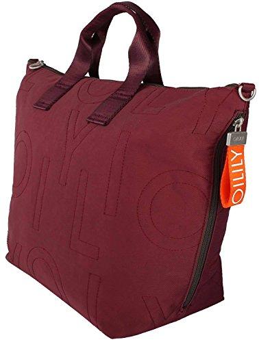 Oilily - Spell Handbag Lhz, Borsa Donna Beige (Taupe)