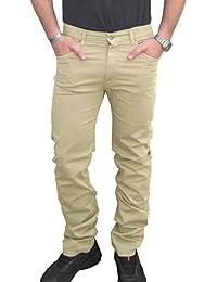 f5d9a6f41c HOLIDAY JEANS Pantalone MOD. ETAN (Leggero/Estivo) Uomo Cotone TG. 46