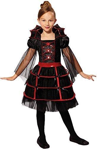 mpir Fledermaus Dracula Transylvania Halloween Horror Süß Kostüm Kleid Outfit 4-12yrs Jahre - 4-6 years (Süße Vampir-outfits)