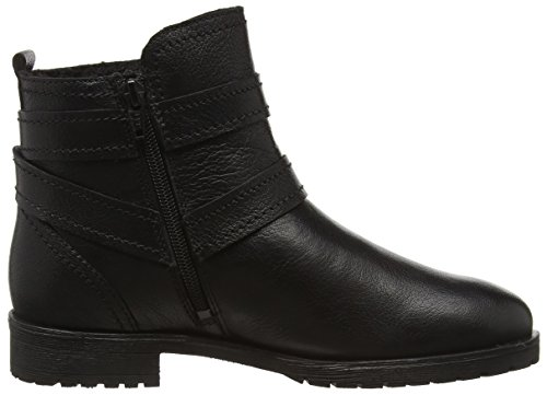 Lotus Kalei, Stivaletti Donna Nero (Black (Blk Leather))
