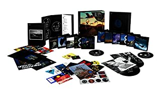 """The Later Years 1987 2019 (Box 5 Cd + 6 B.Ray + 5 Dvd + 2 Vinili 7"""") by Pink Floyd (B07WP7568V)   Amazon price tracker / tracking, Amazon price history charts, Amazon price watches, Amazon price drop alerts"""