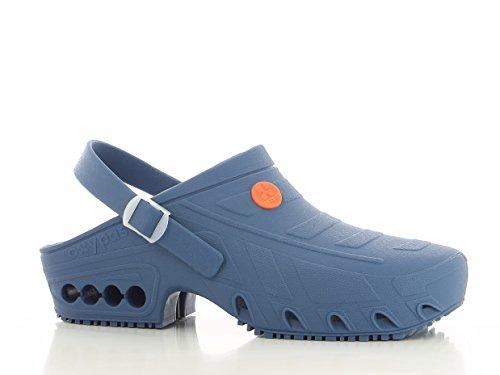 Oxypas OxyclogJ4001blu Schuhe, Clogs, autoklavierbar, SRA Clog