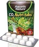 Aquatic Nature CO2 NUTRI-TABS - 20 Tabletten
