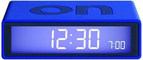 Lexon Flip Digital - Reloj Despertador plástico