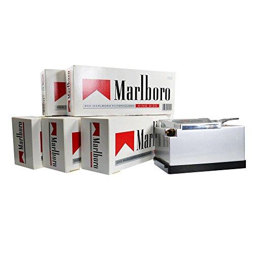Machine à tuber powermatic 2+ 1000 tubes Marlboro