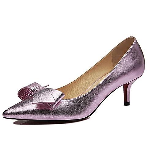 GUCIHEAVEN , Damen filigran , Pink - rose - Größe: 38 EU