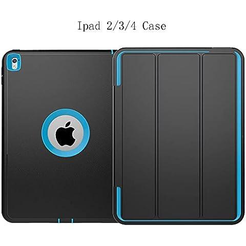 FUQUN iPad Pro 9,7Custodia Protezione Ibrida Custodia