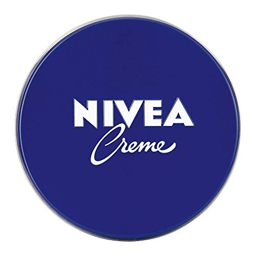 Nivea Creme im 6er Pack (6 x 75 ml), klassische Hautcreme für den ganzen Körper, pflegende Feuchtigkeitscreme