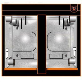 Chambre de culture Mylar 240x240x200 cm - SuperBox