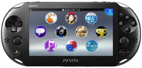PSVita Slim - Black - Wi-fi (PCH-2000 ZA11) [neuve]