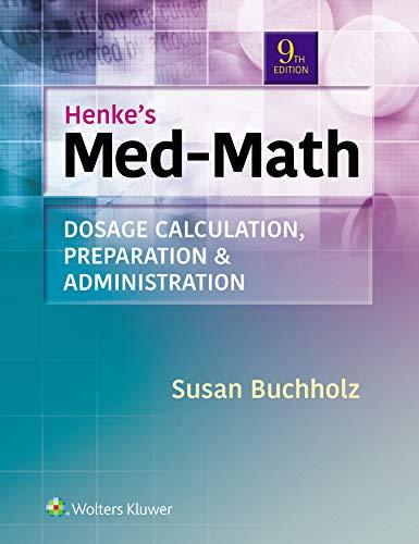 HENKES MED-MATH 9/E