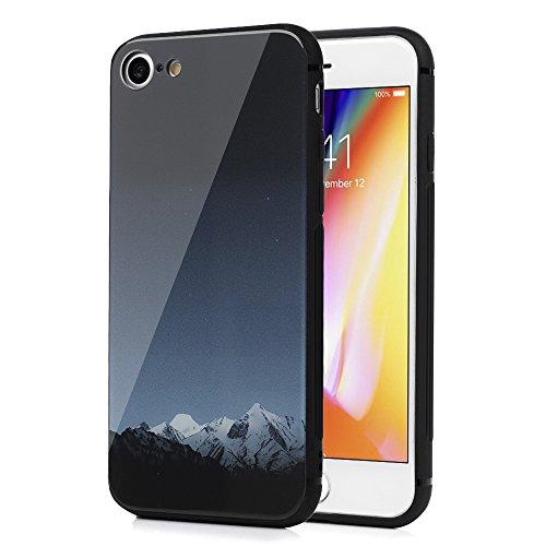 cover vetro temperato iphone 8