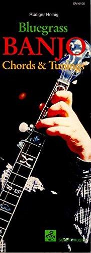 Bluegrass Banjo Chords & Tunings
