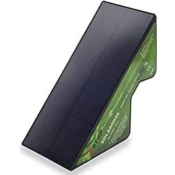 Xstop Électrificateur de clôture électrique Fonctionne à l'énergie solaire