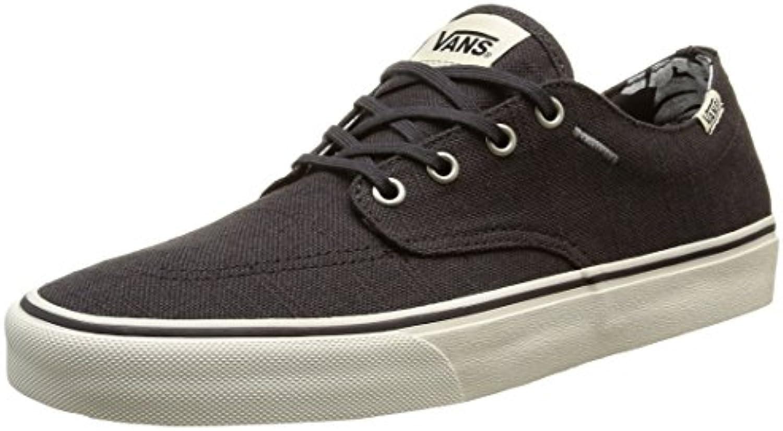 Vans Millsy VULC  Herren Sneakers  Braun Hemp/Brown/Marshmallow  39 EU