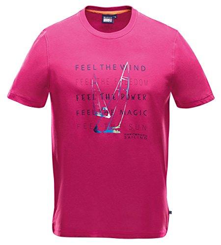 Marinepool Herren Icon Men T-Shirt Cerise