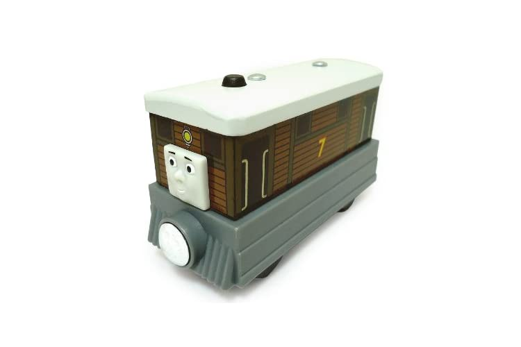 Thomas & Friends Wooden Railway Toby Engine