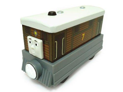 Mattel Fisher-Price Y4081 - Thomas y sus amigos, locomotora Toby (made