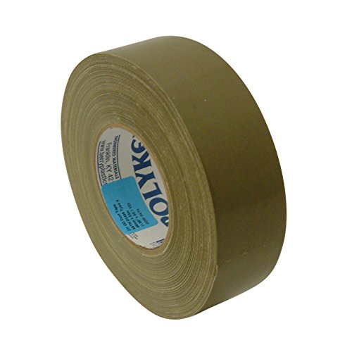 Polyken 231Military Grade Duct Tape 2 in. x 60 yds. *branded Polyken cores Olive Drab (Olive Cor)