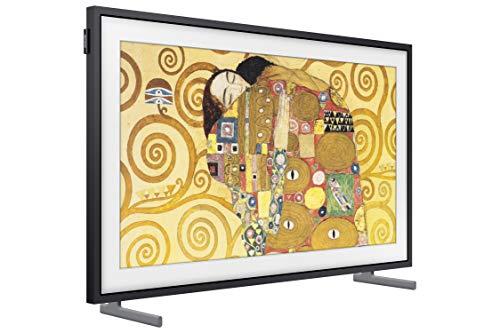 "Oferta de Samsung QE32LS03TBK QLED 4K 2020 - Smart TV de 32"", 4K UHD, HDR 10+, Inteligencia Artificial, Multi View, Ambient Mode, One Remote Control, Soporte de pared No Gap Incluido, con Alexa integrada"