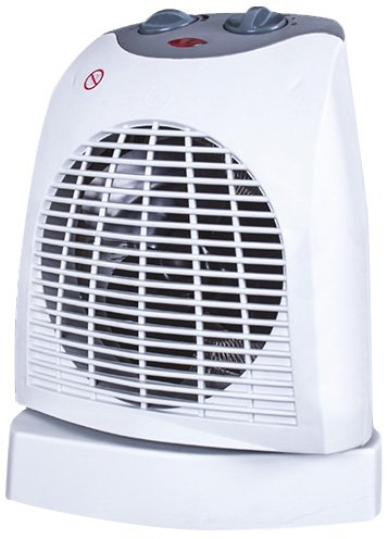 Silentnight Benross Oscillating Fan Heater, 2000 Watt