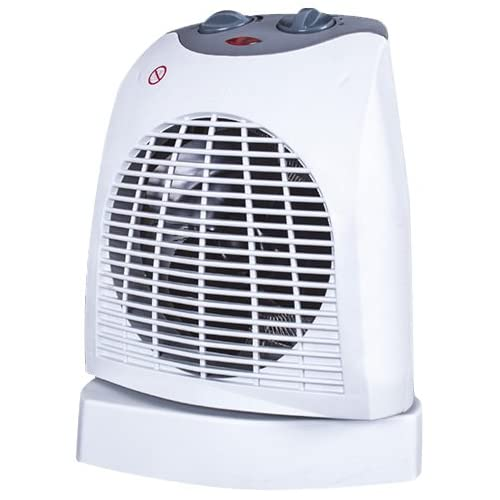41FXjJ4LGYL. SS500  - Silentnight 38420 Fan Heater, 2000 W