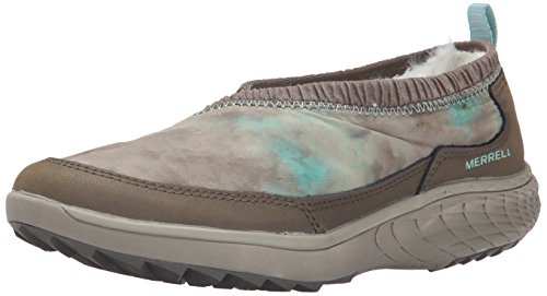 Merrell Pechora Wrap Slip-on del pattino Taupe