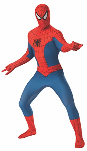 Marvel 2nd Skin Spider-Man Jumpsuit Adult Costume X-Large