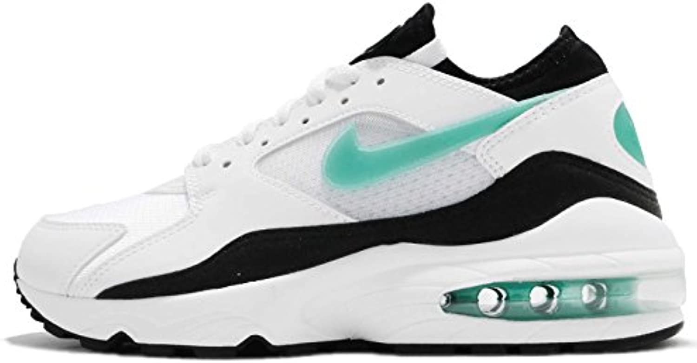 Nike Wmns Air Max Max Max 93 OG 307167-100 White Sport Turquoise Black | In Uso Durevole  | Prima classe nella sua classe  | Sig/Sig Ra Scarpa  | Gentiluomo/Signora Scarpa  212c7f