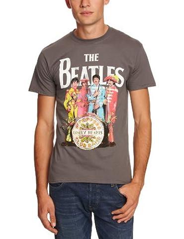 Bravado - T-shirt Homme - 20614003AP, Grey (Charcoal), L [Import allemand]